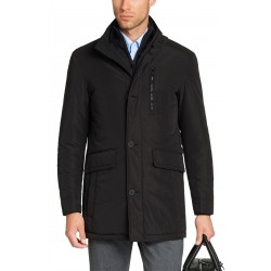 Belike-COMAN 50295839-HOMME-VETEMENTS-MANTEAU-BOSS BLACK
