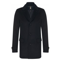 Belike-CONANT1 50321730-HOMME-VETEMENTS-MANTEAU-BOSS BLACK