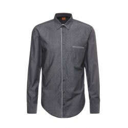 Belike-CIELOEBU 50321083-HOMME-VETEMENTS-CHEMISE-BOSS ORANGE