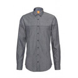 Belike-EDIPOE 50320365-HOMME-VETEMENTS-CHEMISE-BOSS ORANGE