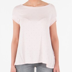 Belike-W15146 15E-FEMME-VETEMENTS-TOP - T.SHIRT-LIU JO
